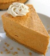 Pumpkin Cream Pie (non-bake)
