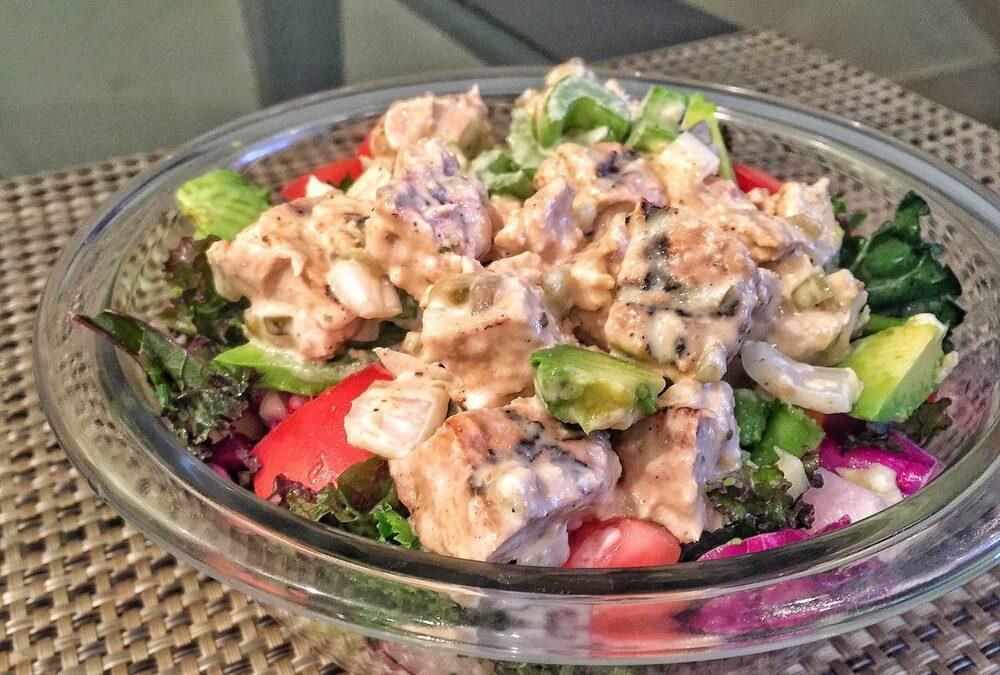 Tu-No Salad
