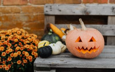 #FoodFriday 55: Sweet Delights for Halloween